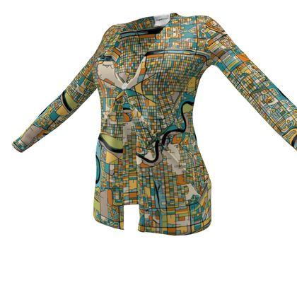 EDMONTON Ladies Cardigan With Pockets