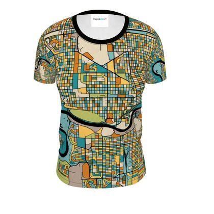 EDMONTON Ladies T Shirt