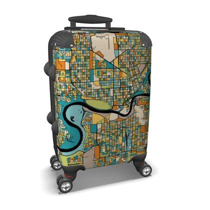 EDMONTON Suitcase