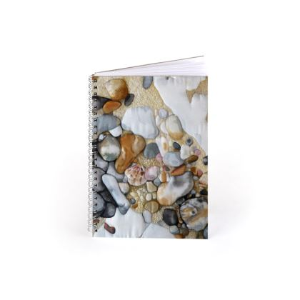Marine Environment Spiral Note Book