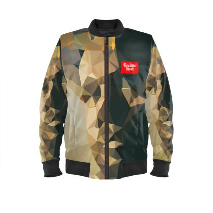 Trevieno Music Preparation  Bomber Jacket