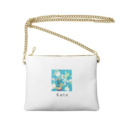 Kate Sheppard Crossbody Bag With Chain