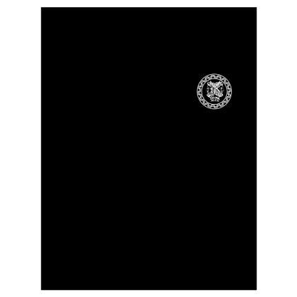 Alesi Apparel Stylish Robes- Black/White/White