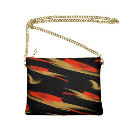 Cross Body Bag - Magenta