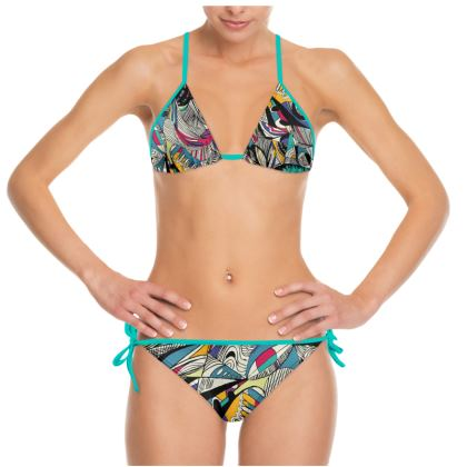 Brazil Print Bikini