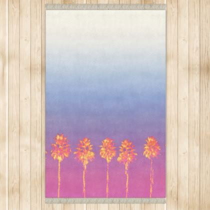 Palm Trees Collection Rugs