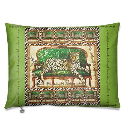 Premium luxury cushions 60 x 45 cm SAMT/ Mayfair Fischgrät 209,-