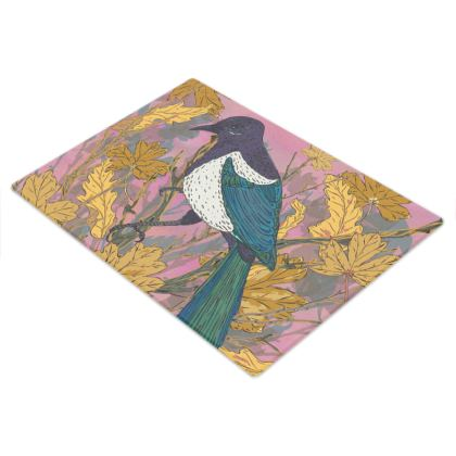 Magpie and Maple Glass Chopping Board
