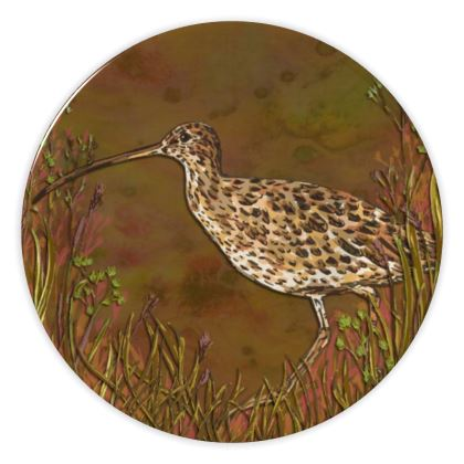 Curlew China Plate