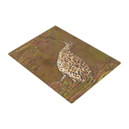 Curlew Glass Chopping Board