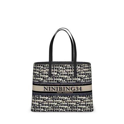 DESIGNER Nappaleder tote Bag im Birkinbag Style RETRO