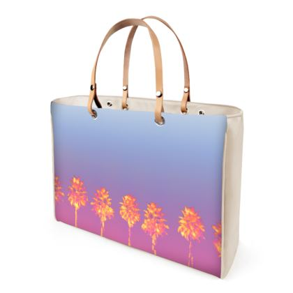 Palm Trees Collection Handbag