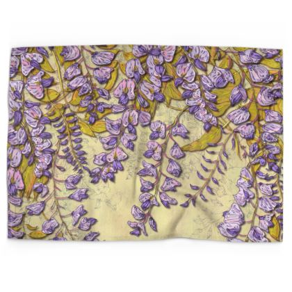 Wisteria Tea Towel