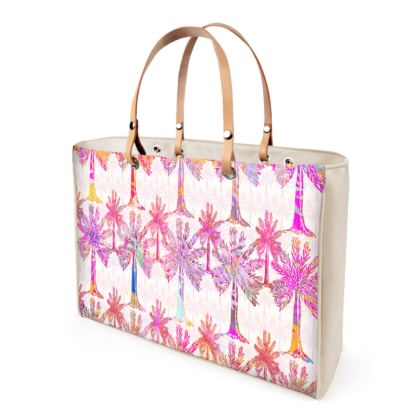 Oasis Collection in magenta Handbag