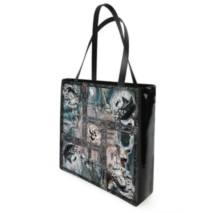 Marble Sculptures - Shopping Bag