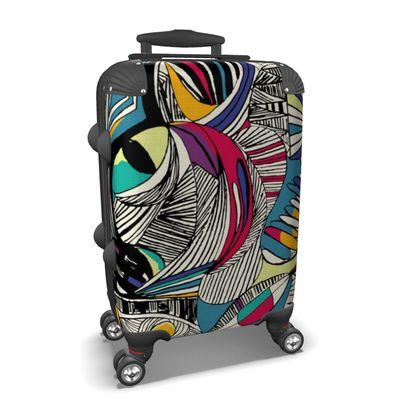 Brazil Suitcase