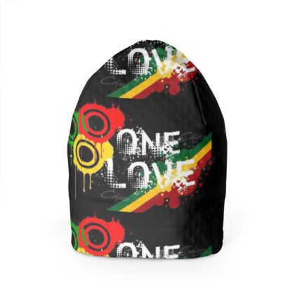 "Bonnet "" ONE LOVE"" collection JAMDUNG FASHUN"