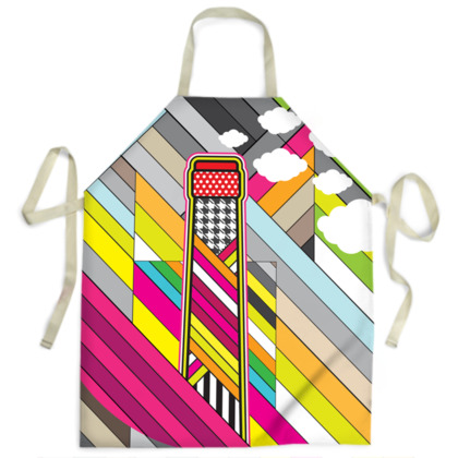 THE FACTORY OF COLORS, Aprons