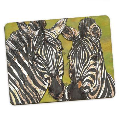 Zebras Placemats