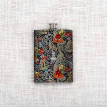 And Another Thing Hip Flask