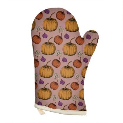 Oh My Pumpkin Oven Glove