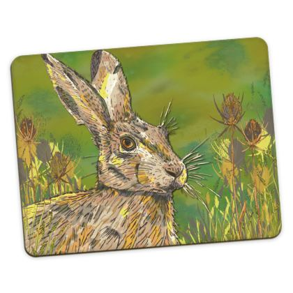 Summer Hare Placemat
