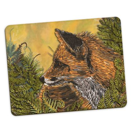 Ferny Fox Placemats
