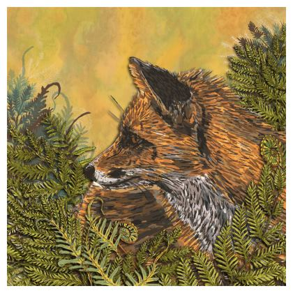 Ferny Fox Coasters