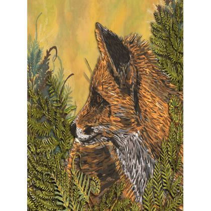 Ferny Fox Tray