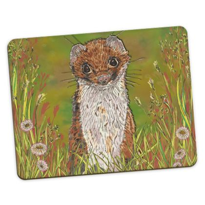 Summer Stoat Placemat