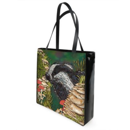 Badger Shopper Bag