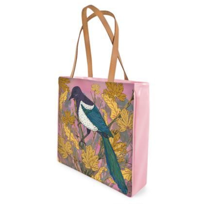 Magpie Shopper Bag