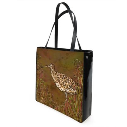 Curlew Shopper Bag