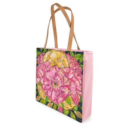 Summer Roses Shopper Bag