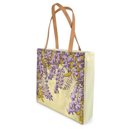 Wisteria Shopper Bag
