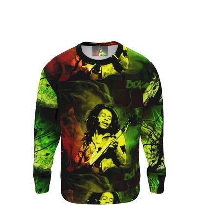 "Sweat Bob Marley"" collection JAMDUNG FASHUN"