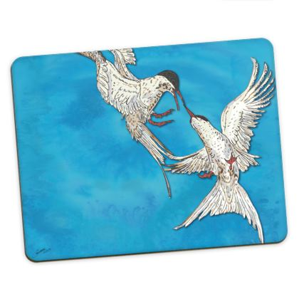 Arctic Terns Placemats