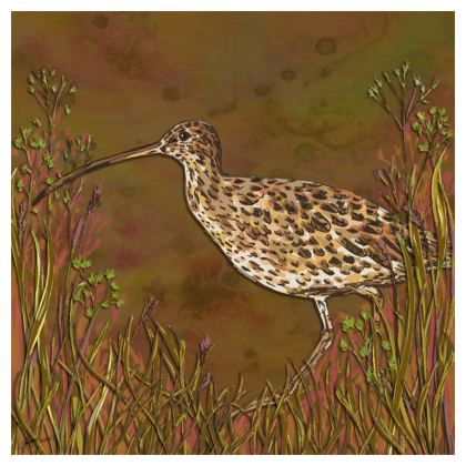 Field Birds Coasters Set