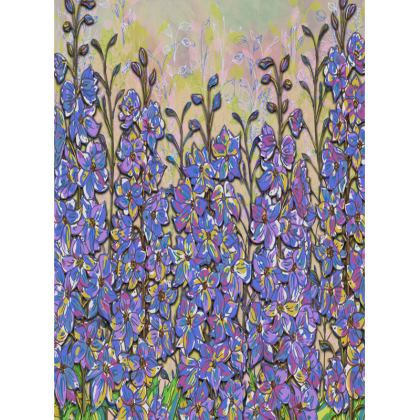 Delphiniums Tray