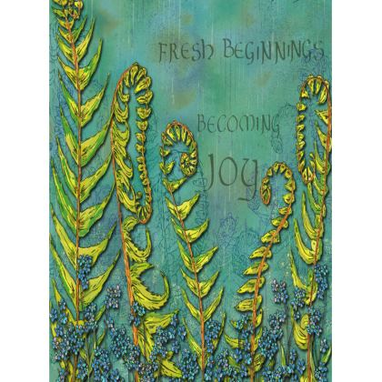 Ferns - Becoming Joy Tray