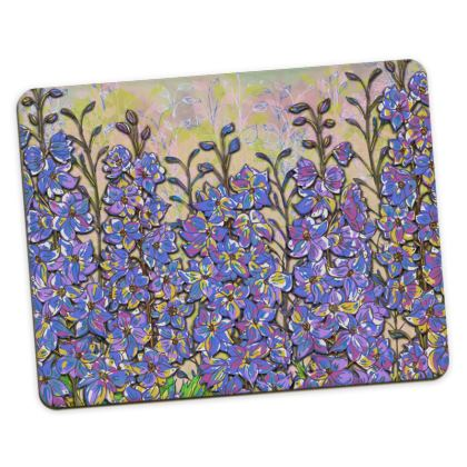 Delphiniums Placemats