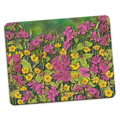 Summer Wildflowers Placemats