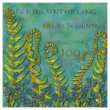Ferns - Becoming Joy Coasters