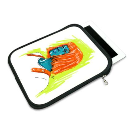 """""""Leeloo"""" iPad Slip Case"""