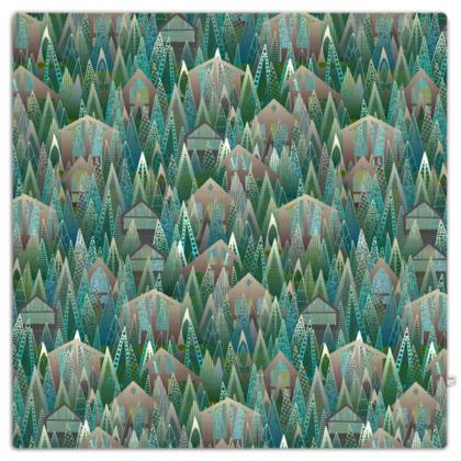 Wildwood Picnic Blanket