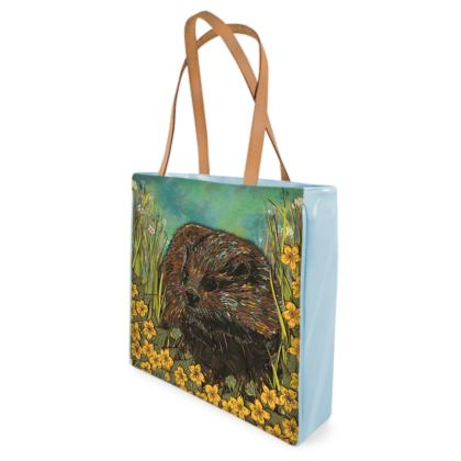 Otter Shopper Bag