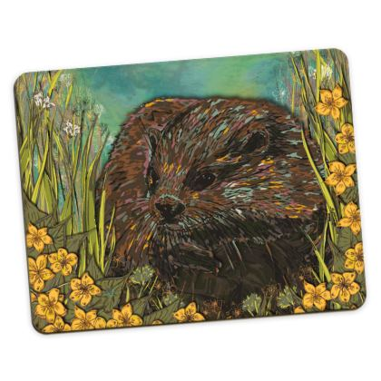 Otter Placemats