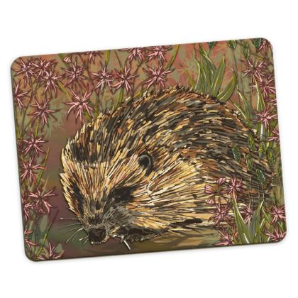 Hedgehog Placemats