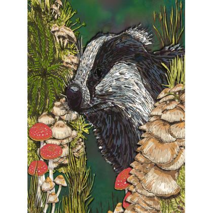 Badger Tray