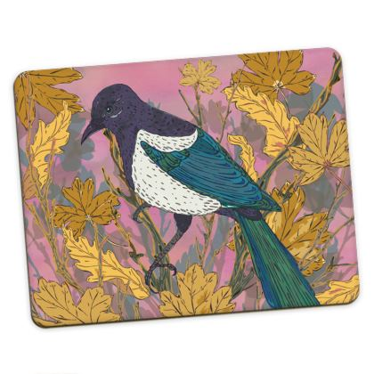 Magpie Placemats